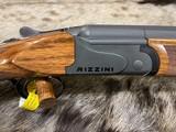 "NEW RIZZINI USA BR110 SPORTER-X 3"" 20 GAUGE 30"" BARRELS O/U SHOTGUN BR 110"