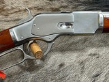 """NEW 1873 """"IN THE WHITE"""" WIN SPECIAL SPORTING RIFLE 357 MAG UBERTI 213W03 - LAYAWAY AVAILABLE"""