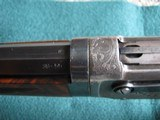 Winchester 1894 38-55 Factory Engraved Deluxe Take-Down Rifle dom 1911 P. Muerrle authenticated - 5 of 15