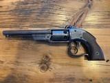 Civil War Savage Revolving Fire-Arms Co. Percussion Revolver