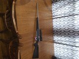 Like new browning a-bolt stainless 7mm remington magnum with leapold vx3 1.5×5×20 scope