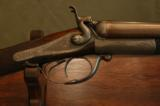 Adams & C0,(Fletcher) 12 Bore Hammergun with Unique Sidelever Opening - 1 of 10