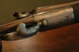 Adams & C0,(Fletcher) 12 Bore Hammergun with Unique Sidelever Opening - 5 of 10
