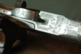 Browning Superposed Pointer Lightning Trap Engraved by Mareschal - 2 of 8