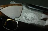 Browning Superposed Pointer Lightning Trap Engraved by Mareschal - 1 of 8