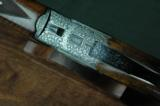 Merkel 303 EL Sidelock O/U 16 Gauge - Karola Knoth Engraved, Hand Detachable Locks & Exhibition Wood - 3 of 10