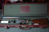 Merkel 303 EL Sidelock O/U 16 Gauge - Karola Knoth Engraved, Hand Detachable Locks & Exhibition Wood - 9 of 10