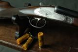 Armas Garbi Model 101 - 20 Gauge Round Action with Upgraded Walnut and Hand Detachable Sidelocks - 1 of 7