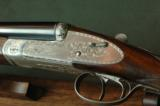 Armas Garbi Model 101 - 20 Gauge Round Action with Upgraded Walnut and Hand Detachable Sidelocks - 2 of 7
