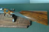 """W. W. Greener Unique Ejector 12 Bore """"G"""" Gun with 30"""" Barrels --- Leather Cased with Accessories - 6 of 12"""