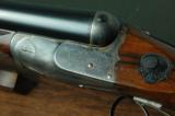"""W. W. Greener Unique Ejector 12 Bore """"G"""" Gun with 30"""" Barrels --- Leather Cased with Accessories - 4 of 12"""