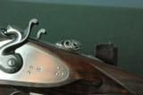 A&S Famars Castore Hammergun – Pasolini Engraved and Fabulous Wood – Like New Condition - 4 of 12