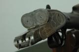 Edward G. Cane 12 Bore English Sidelock Ejector – Beautifully Engraved - Highest Quality Workmanship - 4 of 9