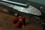 Edward G. Cane 12 Bore English Sidelock Ejector – Beautifully Engraved - Highest Quality Workmanship