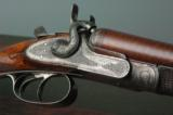 "George Lofley 16 Bore Bar Action Hammergun with 30"" Nitro Damascus Barrels - 1 of 12"