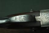 HDHHenrion, Dassy & Heuschen Hammer Pigeon Gun with Extensive Game Scene Engraving - 3 of 10