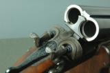 W. Williamson 12 Bore Hammer Pigeon Gun - 3 of 9