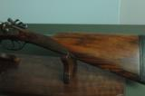 W. Williamson 12 Bore Hammer Pigeon Gun - 8 of 9