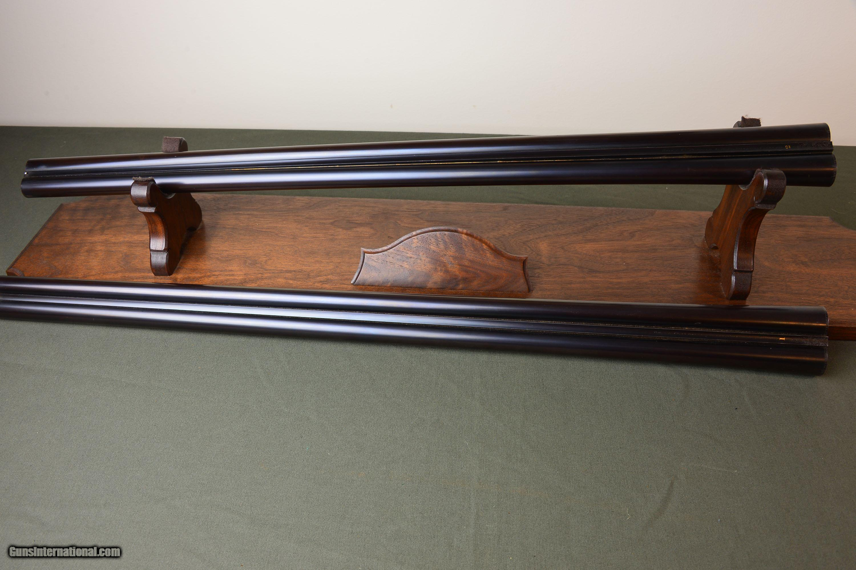 """Boss 29"""" Barrels for Boss Sidelock Ejectors – Great Way to Upgrade A"""