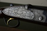 Beretta S3 EELL Sidelock Pigeon Gun with Full Coverage Engraving by Sabatti - Nizzoli Cased – S3EELL
