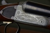 John R. Gow & Sons 12 Bore Boxlock Ejector – Dundee - Scotland – Fabulously Engraved