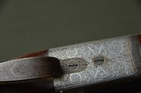 John R. Gow & Sons 12 Bore Boxlock Ejector – Dundee - Scotland – Fabulously Engraved - 4 of 12
