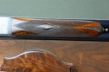 John R. Gow & Sons 12 Bore Boxlock Ejector – Dundee - Scotland – Fabulously Engraved - 8 of 12