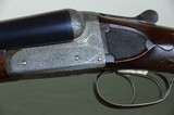 John R. Gow & Sons 12 Bore Boxlock Ejector – Dundee - Scotland – Fabulously Engraved - 6 of 12