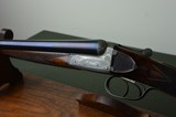 John R. Gow & Sons 12 Bore Boxlock Ejector – Dundee - Scotland – Fabulously Engraved - 10 of 12