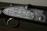 Beretta S3 EELL Sidelock Pigeon Gun with Full Coverage Engraving by Sabatti - Nizzoli Cased – S3EELL - SO5 EELL