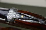 Beretta S3 EELL Sidelock Pigeon Gun with Full Coverage Engraving by Sabatti - Nizzoli Cased – S3EELL - SO5 EELL - SO3 - 2 of 14