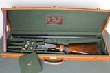 Beretta S3 EELL Sidelock Pigeon Gun with Full Coverage Engraving by Sabatti - Nizzoli Cased – S3EELL - SO5 EELL - SO3 - 12 of 14