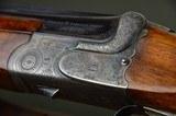 """Miller & Val. Greiss 20 Gauge O/U Trap Gun with 34"""" Bohler Special Steel Barrels – Merkel - Krieghoff - 3 of 15"""