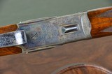 """Miller & Val. Greiss 20 Gauge O/U Trap Gun with 34"""" Bohler Special Steel Barrels – Merkel - Krieghoff - 4 of 15"""