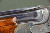 """Miller & Val. Greiss 20 Gauge O/U Trap Gun with 34"""" Bohler Special Steel Barrels – Merkel - Krieghoff - 13 of 15"""