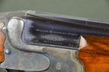 """Miller & Val. Greiss 20 Gauge O/U Trap Gun with 34"""" Bohler Special Steel Barrels – Merkel - Krieghoff - 14 of 15"""