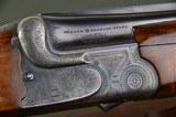 """Miller & Val. Greiss 20 Gauge O/U Trap Gun with 34"""" Bohler Special Steel Barrels – Merkel - Krieghoff - 1 of 15"""