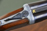 Luigi Franchi Condor Sidelock Pigeon Gun – Great Engraving – Made in Italy – Like Imperial Monte Carlo