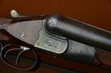 """W.W. Greener G60 Royal with 30"""" Original Damascus Barrels – Great Engraving – Highly Figured and Carved Stock - 4 of 15"""
