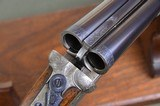 J. McCririck & Sons 12 bore Sidelock Ejector – Excellent and Highly Engraved - 2 of 13