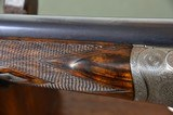 J. McCririck & Sons 12 bore Sidelock Ejector – Excellent and Highly Engraved - 8 of 13
