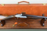 Luigi Franchi Sidelock Pigeon Gun – Great Engraving – Made in Italy – Like Imperial Monte Carlo - 10 of 13