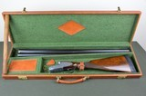 Luigi Franchi Sidelock Pigeon Gun – Great Engraving – Made in Italy – Like Imperial Monte Carlo - 10 of 12