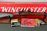 Winchester M70 with Factory Super Grade Stock - 243 Win.