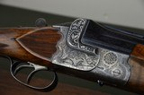"""Greifelt Over/Under with 30"""" Barrels, Great Engraving, and Exhibition Grade Wood"""