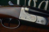 "Ugartechea Boxlock Ejector .410 with 28"" Barrels, Long Stock and Great Wood – Like New - 9 of 9"