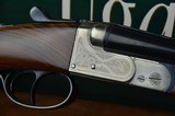 """Ugartechea Boxlock Ejector .410 with 28"""" Barrels, Long Stock and Great Wood – Like New - 2 of 9"""