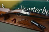 """Ugartechea Boxlock Ejector .410 with 28"""" Barrels, Long Stock and Great Wood – Like New - 3 of 9"""