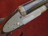 James Woodward & Sons 12 bore Bar Action Sidelock Ejector with Two Sets of Barrels