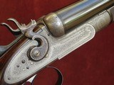 """William Powell & Son 12 Bore Sidelock Ejector With 30"""" Barrels and External False Hammers !!!"""